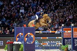 Bertrand Félicie, FRA, Sultane des Ibis<br /> Jumping International de Bordeaux 2020<br /> © Hippo Foto - Dirk Caremans<br />  09/02/2020
