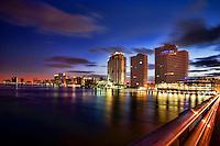 Miami Beach Skyline at Sunrise