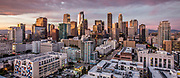 Financial District Downtown Los Angeles California