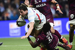 March 24, 2019 - Nanterre, France, FRANCE - Henry Chavancy (RM92) vs Ulupano Seuteni  (Credit Image: © Panoramic via ZUMA Press)