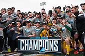 America East Men's Soccer Championship - Binghamton vs. Vermont 11/15/15