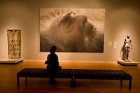 The Crocker Art Museum, Thursday Feb. 11, 2010. .Photo Brian Baer
