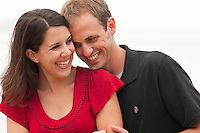 Kyle and Kate engagement portrait session
