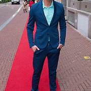 NLD/Amsterdam/20130613 - Inloop feestje Ferry Doedens, Ferry