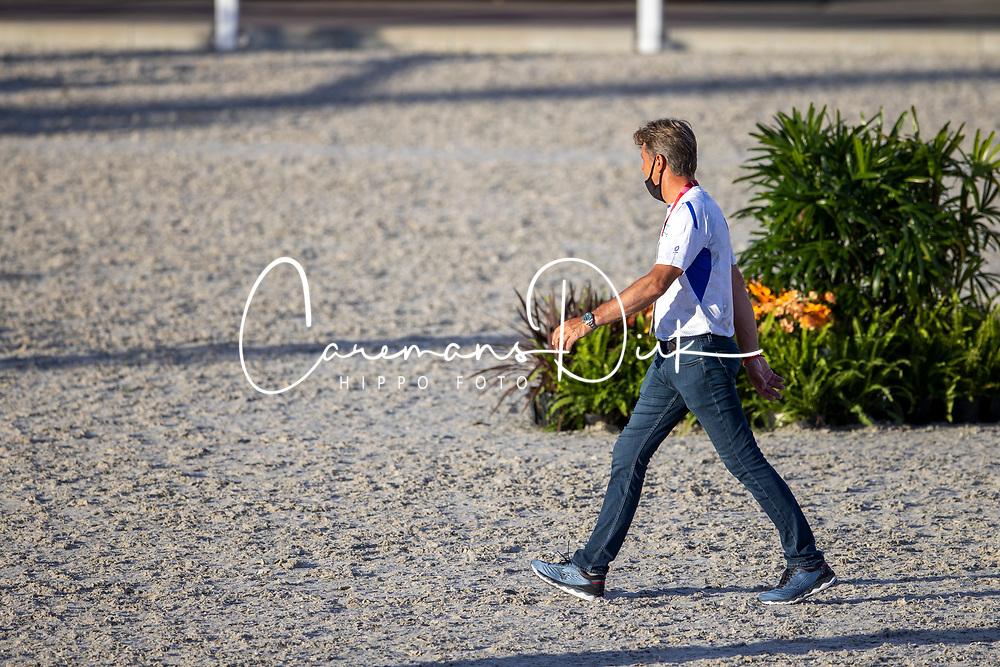 Dubbeldam Jeroen, NED<br /> Olympic Games Tokyo 2021<br /> © Hippo Foto - Dirk Caremans<br /> 03/08/2021