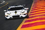 June 28 - July 1, 2018: Lamborghini Super Trofeo Watkins Glen. 29 Corey Lewis, Madison Snow, Change Racing, Lamborghini Carolinas, Lamborghini Huracan Super Trofeo EVO