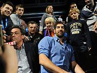HANDBALL - FRENCH CHAMPIONSHIP D1 2012-2013 - MONTPELLIER V DUNKERQUE - MONTPELLIER (FRA) - 25/10/2012 - PHOTO SYLVAIN THOMAS / DPPI - NIKOLA KARABATIC