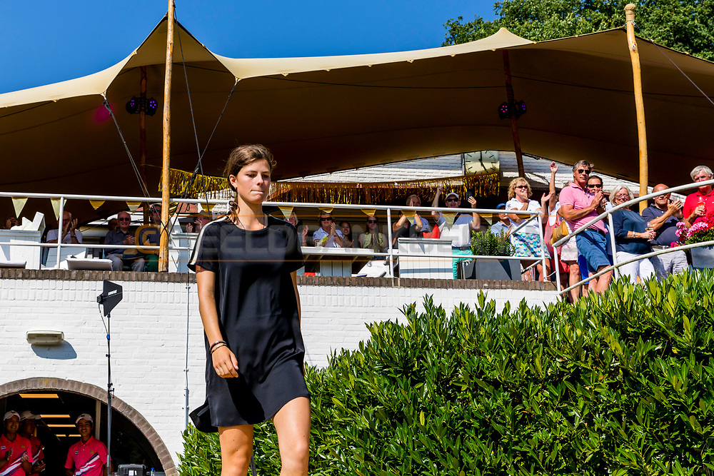 21-07-2018 Pictures of the final day of the Zwitserleven Dutch Junior Open at the Toxandria Golf Club in The Netherlands.  SOHIER, Anouk (NL)