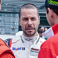 Frederic Makowiecki, Porsche Team Manthey, #92, at the WEC 6 Hours of Spa-Francorchamps 2015