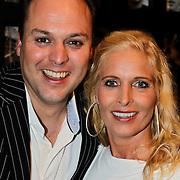 NLD/Amsterdam/20100522 - Concert Toppers 2010, Frans Bauer en partner Mariska Rossenberg