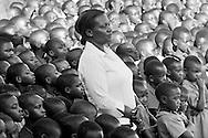 Royal Junior School and Orphanage in Mityana, Uganda.