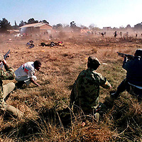 The battle for freedom South Africa