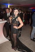 HAI ZING HE;   London Bar & Club Awards, Intercontinental Hotel. Park Lane. London, 6 June 2016