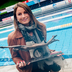20140814: SLO, Swimming - Press conference of Sara Isakovic whe she retires