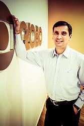 Marcelo Ligere, Diretor Comercial da TV Globo, em Porto Alegre. FOTO: Emmanuel Denaui/ Agência Preview
