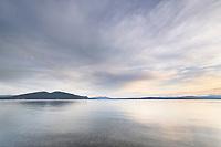 Cypress Island and Guemes Channel, San Juan Islands Washington