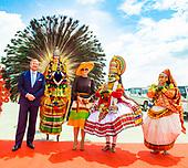 Staatsbezoek  Koning en Koningin aan India - Dag 4