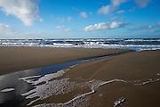 Strand bij Monster, Den Haag - Beach near The Hague, Netherlands