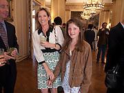 SARAH HACKING; MARINA HACKING, The launch of PINTA 2010. The Argentine AmbassadorÕs Residence, 49 Belgrave Square, London SW1. 20 April 2010.<br /> SARAH HACKING; MARINA HACKING, The launch of PINTA 2010. The Argentine Ambassador's Residence, 49 Belgrave Square, London SW1. 20 April 2010.