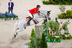 Fuchs Martin, SUI, Clooney 51, 382<br /> Olympic Games Tokyo 2021<br /> © Hippo Foto - Stefan Lafrentz<br /> 07/08/2021