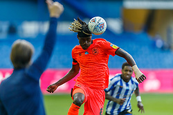 Trevoh Chalobah of Huddersfield Town controls the ball - Mandatory by-line: Daniel Chesterton/JMP - 24/06/2020 - FOOTBALL - Hillsborough - Sheffield, England - Sheffield Wednesday v Huddersfield Town - Sky Bet Championship