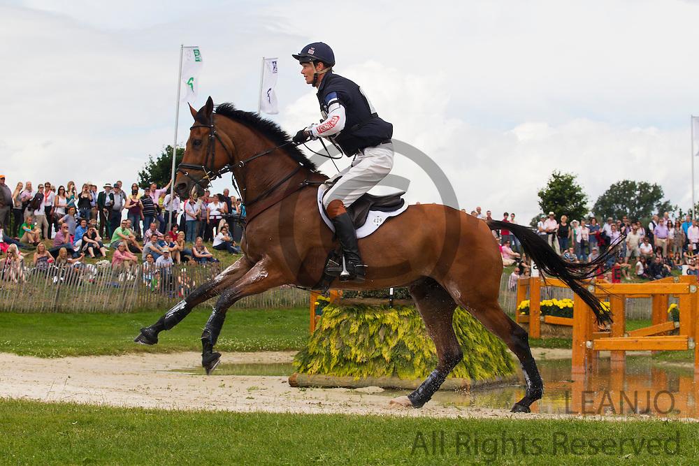 William Fox Pitt - Neuf des Couers<br /> World Equestrian Festival, CHIO Aachen 2012<br /> © DigiShots