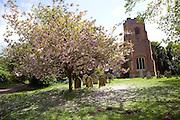 Church of All Saints, Waldringfield, Suffolk