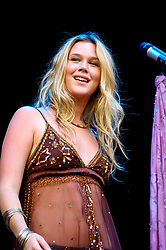 Virgin V Festival Essex -  Joss Stone<br /> Sunday 21th August<br /> This Image is copyright Paul David Drabble
