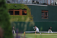 Wimbledon tennis championships 2013, Friday 28th June 2013. pic by Andrew Orchard,  Andrew Orchard sports photography,