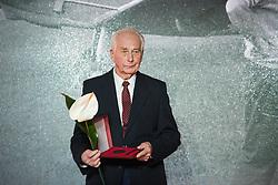 Franc Kralj at 54th Annual Awards of Stanko Bloudek for sports achievements in Slovenia in year 2018 on February 13, 2019 in Brdo Congress Center, Brdo, Ljubljana, Slovenia,  Photo by Peter Podobnik / Sportida