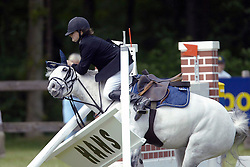 Blondeel Elke-Connemara Rebel<br /> <br /> BK Ponies Lanaken 2002<br /> <br /> Photo © Dirk Caremans