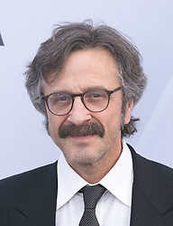 January 27, 2019 - Los Angeles, California, U.S - Marc Maron at the red carpet of the 25th Annual Screen Actors Guild Awards held at the Shrine Auditorium in Los Angeles, California, Sunday January 27, 2019. (Credit Image: © Prensa Internacional via ZUMA Wire)