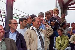 Somers Lucien, Postelmans Peter, BEL<br /> CHIO Aachen 2001<br /> © Hippo Foto - Dirk Caremans<br /> 15/06/2001