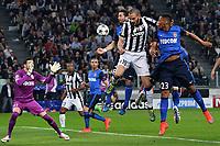 Leonardo Bonucci Juventus, Anthony Martial Monaco <br /> Torino 14-04-2015 Juventus Stadium Football Uefa Champions League 2014/2015 Juventus - Monaco  . Foto Andrea Staccioli / Insidefoto