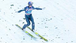03.01.2016, Bergisel Schanze, Innsbruck, AUT, FIS Weltcup Ski Sprung, Vierschanzentournee, Bewerb, im Bild Gregor Schlierenzauer (AUT) // Gregor Schlierenzauer of Austria during his Competition Jump of Four Hills Tournament of FIS Ski Jumping World Cup at the Bergisel Schanze, Innsbruck, Austria on 2016/01/03. EXPA Pictures © 2016, PhotoCredit: EXPA/ JFK