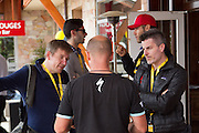 Specialized Bicycle Components hosted a VIP experience for select media joining the last four stages of the 2013 Tour de France. Image by Greg Beadle