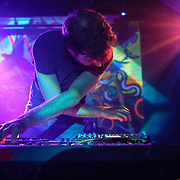 WASHINGTON, DC - August 7, 2014 - Aaron Leitko of Protect-U performs at Tropicalia in Washington, D.C. (Photo by Kyle Gustafson)