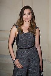 Sophie Cookson arriving the Chanel 'Code Coco' Watch Launch Party as part of the Paris Fashion Week Womenswear Spring/Summer 2018 on October 3, 2017 in Paris, France, October 03 2017. Photo by Nasser Berzane/ABACAPRESS.COM