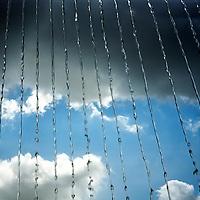 Rainy Day in ireland, famous irish weather, county kerry ireland / cl008