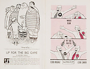 Irish Rugby Football Union, Ireland v England, Five Nations, Landsdowne Road, Dublin, Ireland, Saturday 9th February, 1963,.9.2.1963, 2.9.1963,..Referee- H B Laidlaw, Scottish Rugby Union, ..Score- Ireland 0 - 0 England, ..Irish Team, ..B D E Marshall, Wearing number 15 Irish jersey, Full Back, Queens University Rugby Football Club, Belfast, Northern Ireland,..W R Hunter, Wearing number 14 Irish jersey, Right Wing, C I Y M S Rugby Football Club, Belfast, Northern Ireland, ..J C Walsh,  Wearing number 13 Irish jersey, Right Centre, University college Cork Football Club, Cork, Ireland,..P J Casey, Wearing number 12 Irish jersey, Left Centre, University College Dublin Rugby Football Club, Dublin, Ireland, ..N H Brophy, Wearing number 11 Irish jersey, Left wing, Blackrock College Rugby Football Club, Dublin, Ireland, ..M A English, Wearing number 10 Irish jersey, Stand Off, Landsdowne Rugby Football Club, Dublin, Ireland, ..J C Kelly, Wearing number 9 Irish jersey, Scrum Half, University College Dublin Rugby Football Club, Dublin, Ireland,..R J McLoughlin, Wearing number 1 Irish jersey, Forward, Blackrock College Rugby Football Club, Dublin, Ireland, ..A R Dawson, Wearing number 2 Irish jersey, Forward, Wanderers Rugby Football Club, Dublin, Ireland, ..S Millar, Wearing number 3 Irish jersey, Forward, Ballymena Rugby Football Club, Antrim, Northern Ireland,..W A Mulcahy, Wearing number 5 Irish jersey, Captain of the Irish team, Forward, Bective Rangers Rugby Football Club, Dublin, Ireland,  ..W J McBride, Wearing number 5 Irish jersey, Forward, Ballymena Rugby Football Club, Antrim, Northern Ireland,..E P McGuire, Wearing number 6 Irish jersey, Forward, University college Galway Football Club, Galway, Ireland,..C J Dick, Wearing number 8 Irish jersey, Forward, Ballymena Rugby Football Club, Antrim, Northern Ireland,..M D Kiely, Wearing number 7 Irish jersey, Forward, Landsdowne Rugby Football Club, Dublin, Ireland, ..English Team, ..J G Willcox, Wearing number 15 Englis