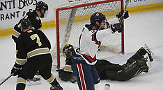 2018-10-19 Robert Morris Men's Hockey vs. Army