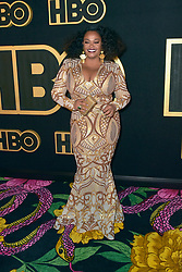 September 17, 2018 - West Hollywood, Kalifornien, USA - Jill Scott bei der HBO Aftershow Party der 70. Primetime Emmy Awards im Pacific Design Center. West Hollywood, 17.09.2018 (Credit Image: © Future-Image via ZUMA Press)