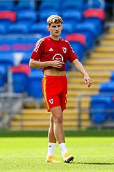 David Brooks of Wales looks on - Rogan/JMP - 06/09/2020 - FOOTBALL - Cardiff City Stadium - Cardiff, Wales - Wales v Bulgaria - UEFA Nations League Group B4.
