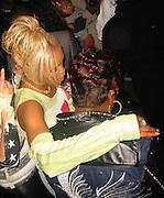 Eve & Missy Elliott.2001 Billboard Awards.MGM Arena.Las Vegas, NV, USA.December 04, 2001.Photo by Antoine Desert/ Celebrityvibe.com..