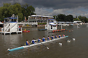 Henley, Great Britain. St Ignatius College, AUS  in a heat of the Princess Elizabeth Challenge Cup, at  Henley Royal Regatta. Henley Reach, England 04.07.2007 [Mandatory credit Peter Spurrier/ Intersport Images]. Rowing Courses, Henley Reach, Henley, ENGLAND . HRR.
