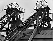 Bothal Relief Winder, Ashington Coal Mines, England, 1928