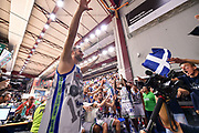 Marco Spissu, Commando Ultra' Dinamo<br /> Banco di Sardegna Dinamo Sassari - Carpegna Prosciutto VL Pesaro<br /> Legabasket LBA Serie A 2019-2020<br /> Sassari, 29/09/2019<br /> Foto L.Canu / Ciamillo-Castoria