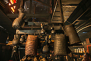 Ao Naga storage baskets<br /> Ao Naga headhuntingTribe<br /> Mokokchung district<br /> Nagaland,  ne India
