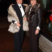 Eenjarig bestaan Louis Vuitton Nederland, Christine Kroonenberg en Netty van der Veer