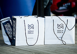 Gifts during the UCI Class 1.2 professional race 4th Grand Prix Izola, on February 26, 2017 in Izola / Isola, Slovenia. Photo by Vid Ponikvar / Sportida